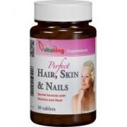 Supliment natural pentru par, piele si unghii 30cpr VITAKING
