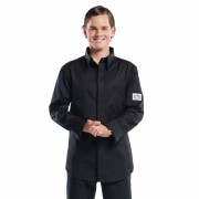 Chaud Devant chef shirt zwart S - S