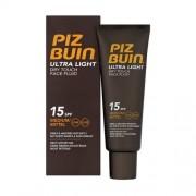 Piz Buin Ultra Light Dry Touch Face Fluid