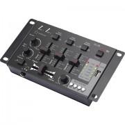 Mixer DJ Renkforce MX-26 USB