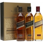 Johnnie Walker Explorer's Club Collection 3x0.2L