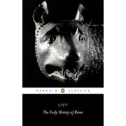 The Early History of Rome, Paperback