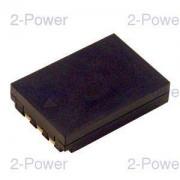 2-Power Digitalkamera Batteri Olympus 3.7v 1090mAh (LI-10B)
