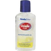 Bradolife Kézfertőtlenítő gél - Citromos, 50 ml