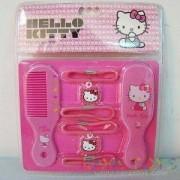Комплект аксесоари за коса Кити Hello Kitty