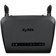 Router Wireless ZyXEL NBG6515, Dual-Band, AC 750, 4 x 10/100/1000 Mbps