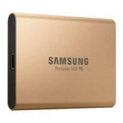 Samsung T5 external SSD 1TB Gold