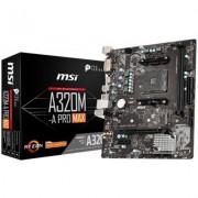 MSI Płyta główna MSI A320M-A Pro Max