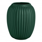 Kähler Design Hammershöi Vas 20 cm Grön