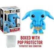 Funko Pop! Star Wars: Max Rebo #160 Specialty Series Vinyl Bobble-Head Figure (Bundled with Pop Box Protector CASE)