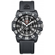 Luminox Colormark Chronograph Svart/Vit: 3081