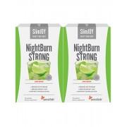 SlimJOY Fettförbrännaren NightBurn med STRONG effekt. Limesmak. 20 portionspåsar