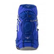 Osprey Trekking-Rucksack Ariel AG 65, H74 x B30 x T24 cm blau