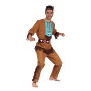 Vegaoo Maskeraddräkt Indian vuxen L