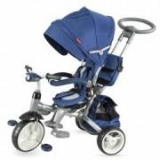 Tricicleta copii Coccolle Modi 6 in 1 Blue