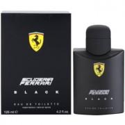 Ferrari Scuderia Ferrari Black eau de toilette para hombre 125 ml