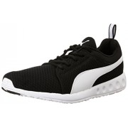 Puma Men's Carson Runner IDP H2T Puma Black and Puma White Running Shoes - 9 UK/India (43 EU)