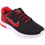 Lets Run Running Shoes For Men(Red)