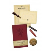 Insight Editions Game of Thrones Deluxe Stationery Set House Lannister