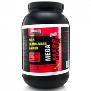 Magnus Nutrition Mega Mass 10K - 2.2lbs (1000g) Strawberry