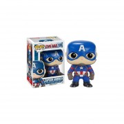 Funko Pop Capitan America Civil War Captain Marvel Vinyl-Multicolor