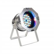 lightmaXX LED PAR 64 HP polish MKII 36x 1W RGB LEDs