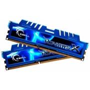 Kit Memorie G.Skill RipjawsX 16GB DDR3 (2x8GB) 2400MHz CL11 F3-2400C11D-16GXM