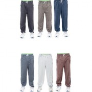 K-TEX Multi Hosiery Trackpants Pack of 6