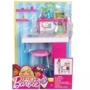 Игрален комплект Barbie - мебели за префесия, асортимент, 1710073