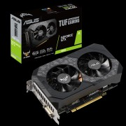 VGA Asus TUF-GTX1660-6G-GAMING, nVidia GeForce GTX 1660, 6GB, do 1815MHz, 36mj (90YV0CU3-M0NA00)