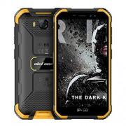 Banerqi Teléfono Celular irrompible Barato Ulefone Armor X6, teléfono Inteligente Resistente a IP68 Android 9.0, SIM Dual, 2 GB + 16 GB, 5MP + 8MP, batería 4000 mAh, Pantalla 5 Pulgadas