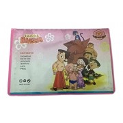 Rana All in 1 Cartoon Watercolor/Color Set - Pencil+ Eraser+ Sharpener + Water Colors + Crayons + Best Birthday Gift for Kids Color May Vary