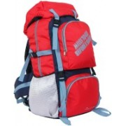 Pole Star ROCKY_RED Rucksack - 60 L(Red)