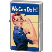 Bricheta metalica - We can do it !