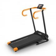 Pacemaker X1 Passadeira Treadmill Monitor Ritmo Cardíado 10km/h Preto e Laranja