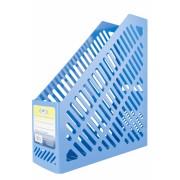 Suport documente PVC vertical Albastru DP Collection