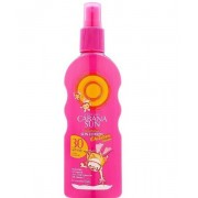 Cabana Sun Kids Protective Sun Lotion Spray Spf 30 200 Ml