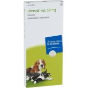 Bayer Animal Health Droncit Vet tablett 50mg, 20 st