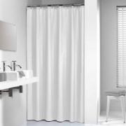 Sealskin Shower Curtain Madeira 240 cm White 238501510