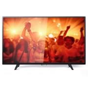 Televizor LED Philips 108 cm Full HD 43PFS4001/12, USB, CI+, Black