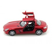 Kinsmart Die Cast Mercedes Benz SLS AMG WB, Color May Vary