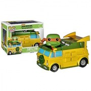 FunKo POP Rides: TMNT - Turtle Van Toy Figure