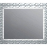 BathDecor - Espelho 80 x 80 ALUMINIUM - BATHDECOR