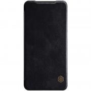 NILLKIN Qin Series Leather Card Holder Case for Xiaomi Mi 9 / Mi 9 Explore - Black