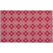 Prosop de bucatarie Flori rosii 45x70 cm