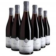 Bourgogne 6 Mercurey Chavances Vieilles Vignes 2016 P. Guillot 75cl