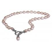 JwL Luxury Pearls Náhrdelník z pravých růžových perel JL0555