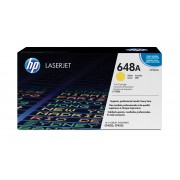 HP CLJ CP4525/CP4025 Yellow Print Crtg Prints approximately 11,000 pages using the ISO/IEC 19798 yield standard.