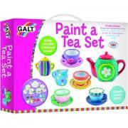 Set pictura pe ceramica Galt - Picteaza un set de ceai
