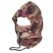 Ssp Fleece bivakmuts camouflage